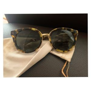 Tory Burch Panama Sunglasses